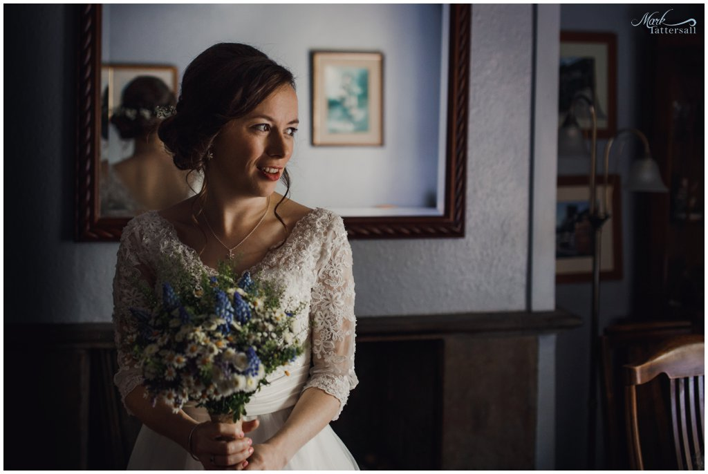 browsholme hall tithe barn wedding photography