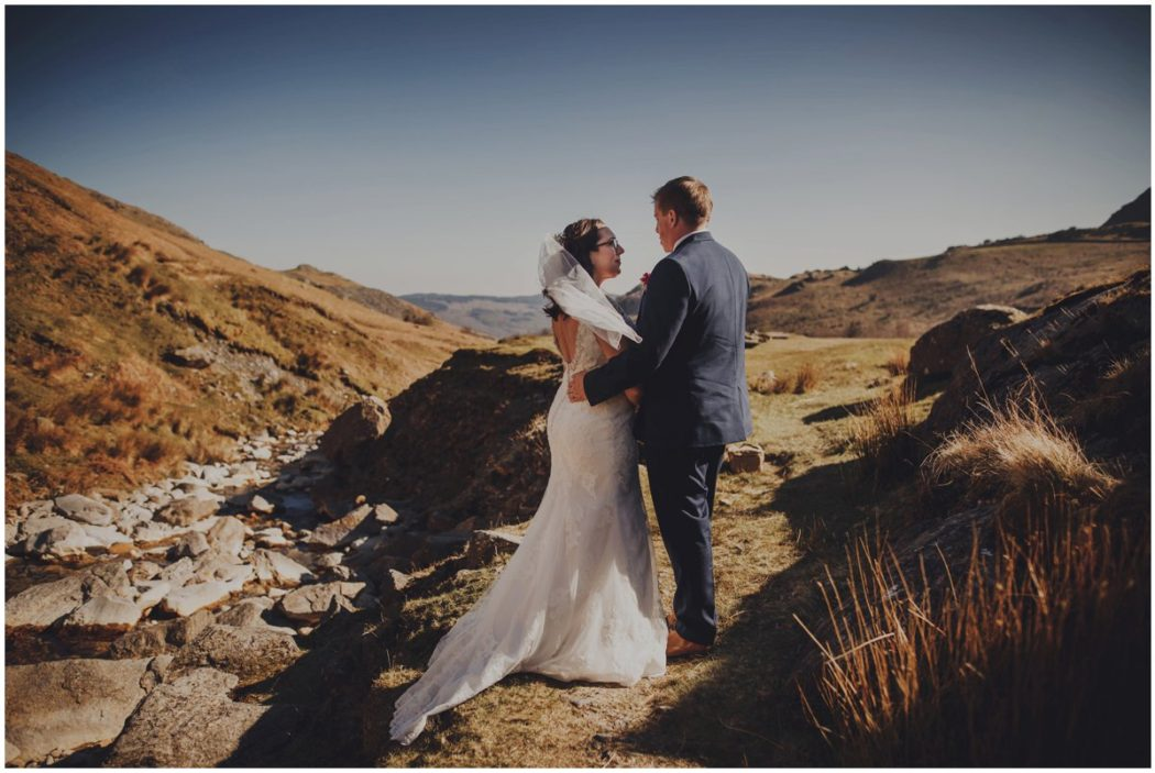coppermines conisiton wedding photography