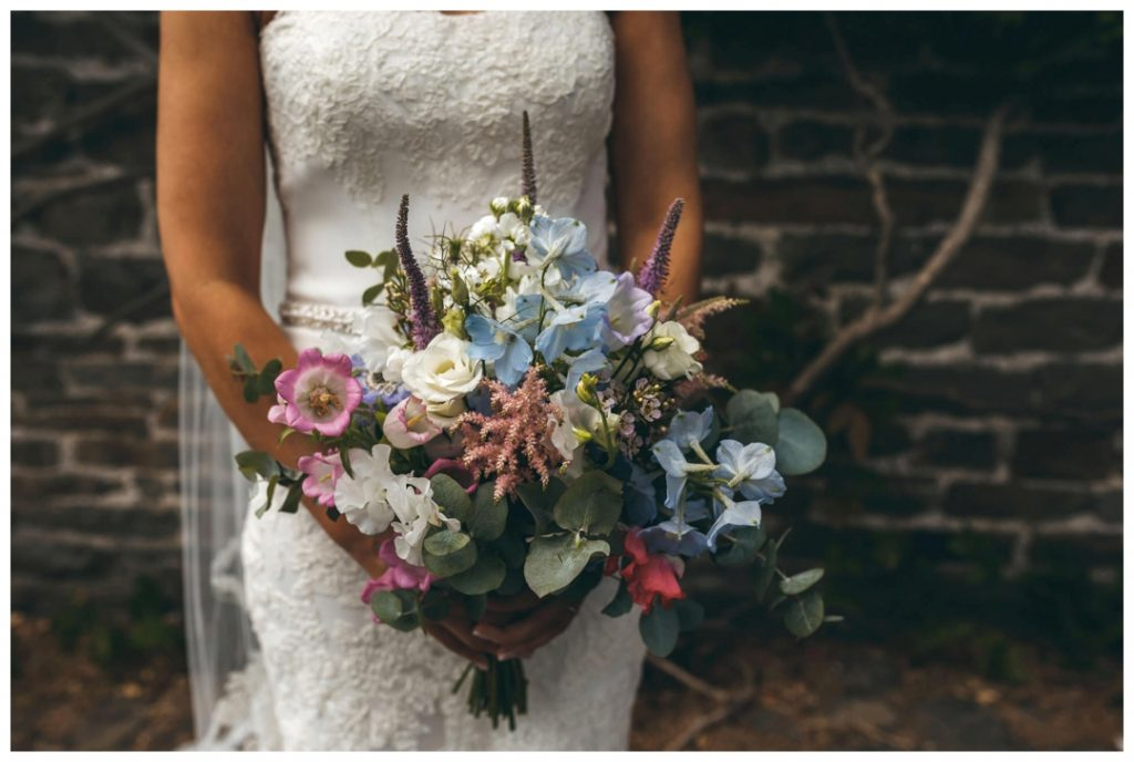 Yorkshire Dales Wedding flowers