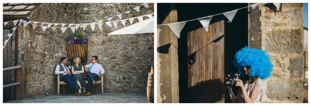 Yorkshire Dales Wedding Barn